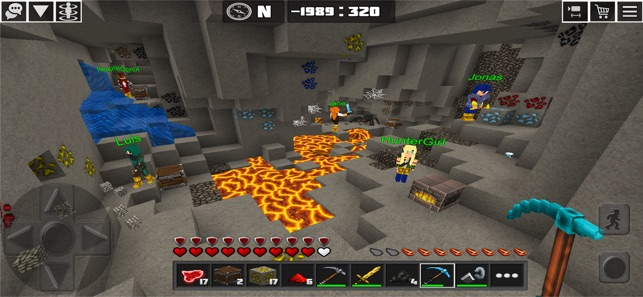 PlanetCraft: Block Craft Games on the App Store