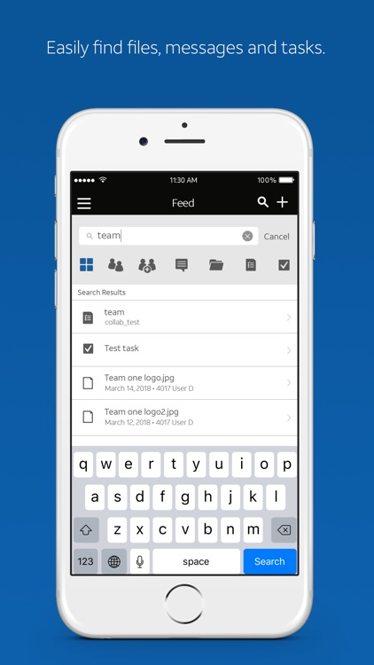 AT&T Collaborate screenshot-3