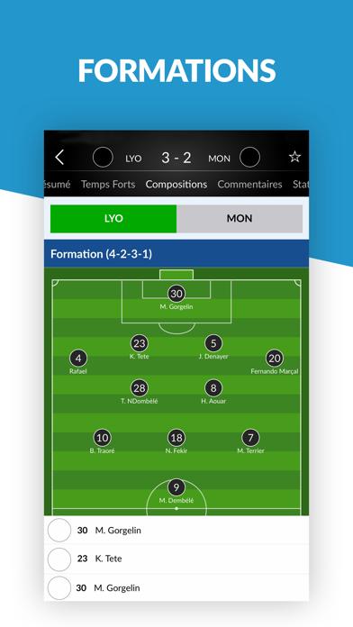 download Résultats Foot en Direct apps 0