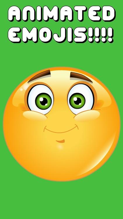Animated Emoji World 2 - Smile