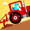 恐竜農園 - 子供向けのゲーム - iPadアプリ