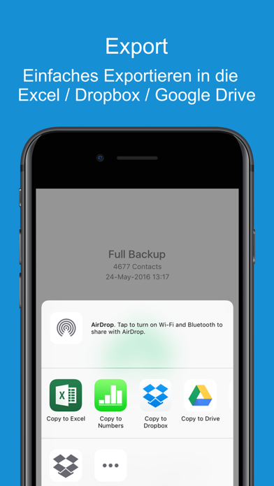 Easy BackupScreenshot von 3