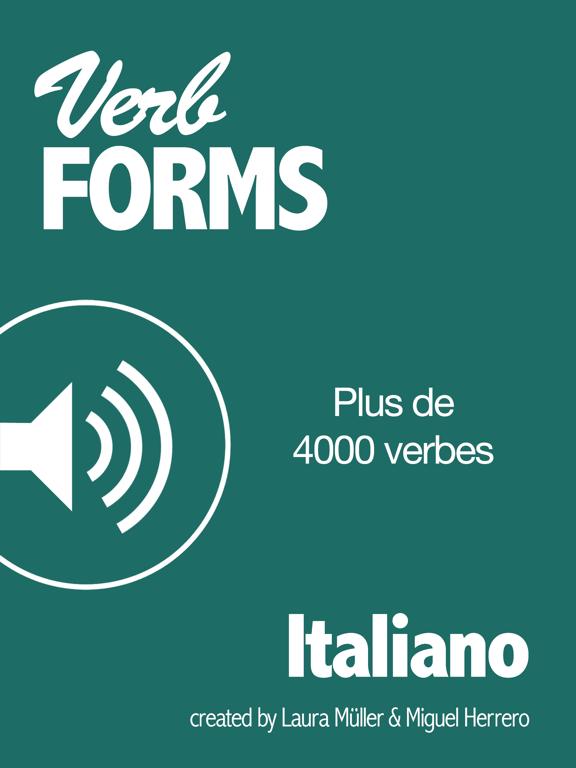 Verbes italiens et conjugaison