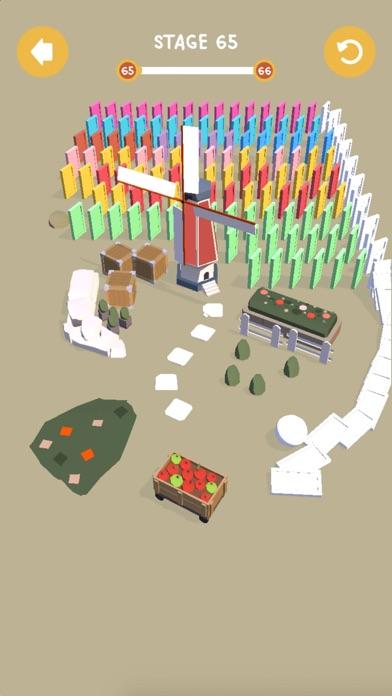 Domino Village screenshot 2