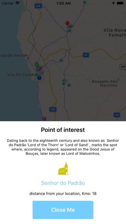 Camino Português screenshot-5