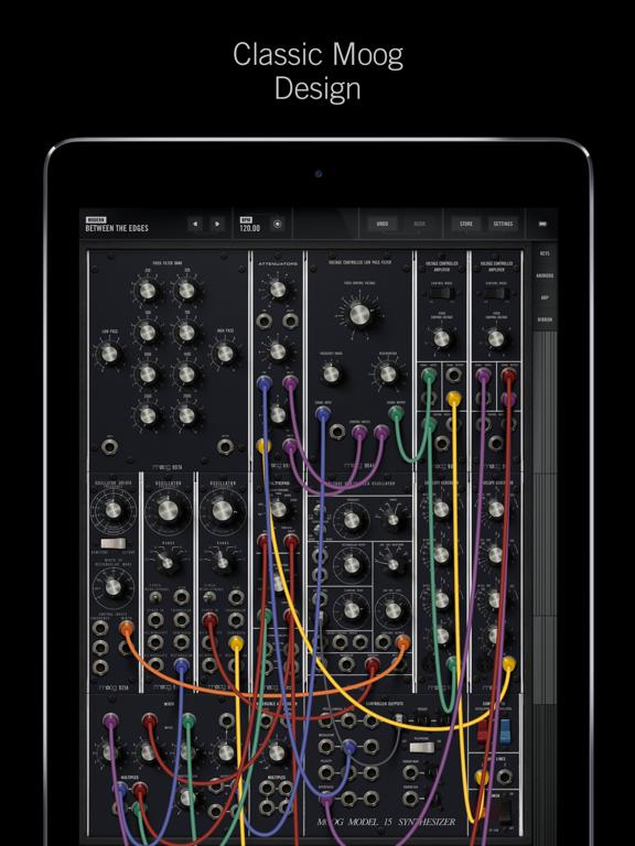 Model 15 Modular Synthesizer Screenshots
