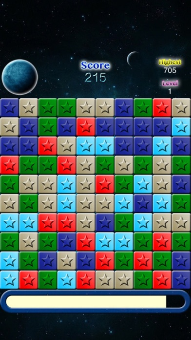 PopStar with Undo screenshot two