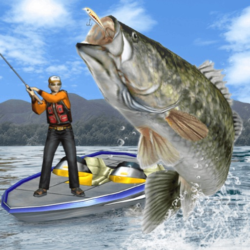 Bass Fishing 3D