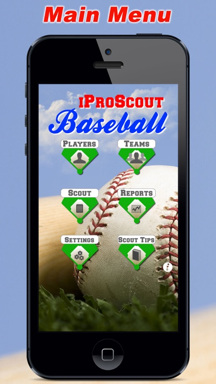 iProScout Baseball screenshot-6
