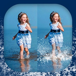 Water Splash Overlay Effect