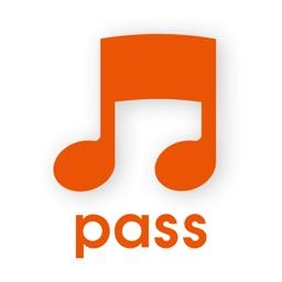 うたパス-音楽聴き放題とダウンロード