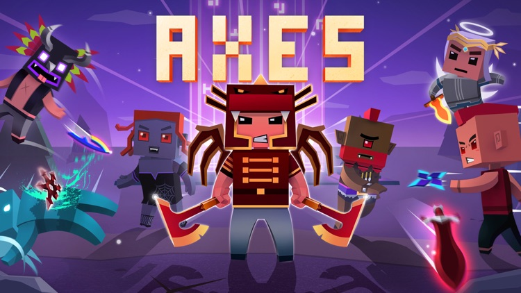Axe Legends: io Games Online