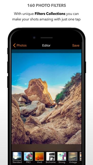 Screenshot for DSLR Camera in Belgium App Store