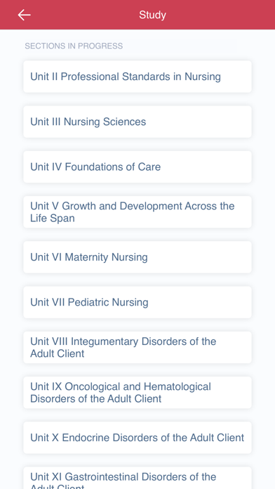Saunders Comp Review NCLEX PN Screenshot