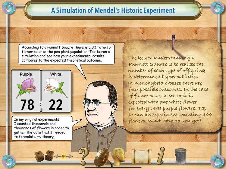Gregor Mendel screenshot-5