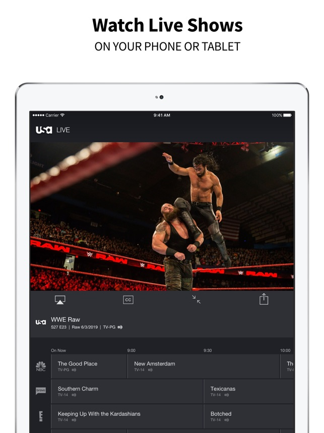 USA Network on the App Store