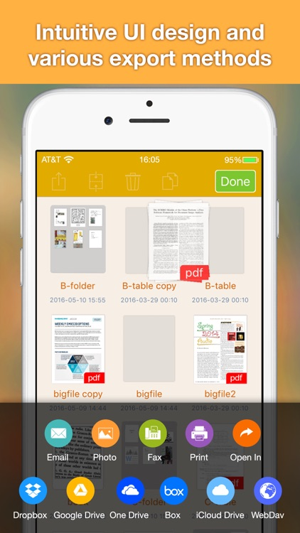 Docr Pro - Book Scanner to PDF screenshot-5