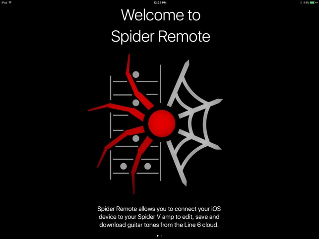Spider Remote on the App Store