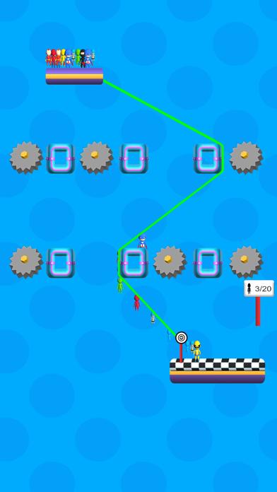 Fun Rope 3D - Rescue Puzzle screenshot 2