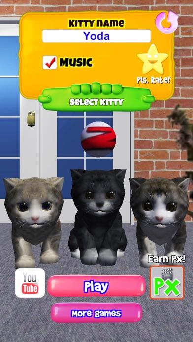 KittyZ, mi mascota virtualCaptura de pantalla de2