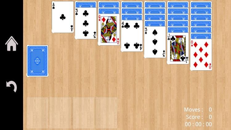 Solitaire - card game screenshot-3