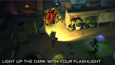 Screenshot from Xenowerk