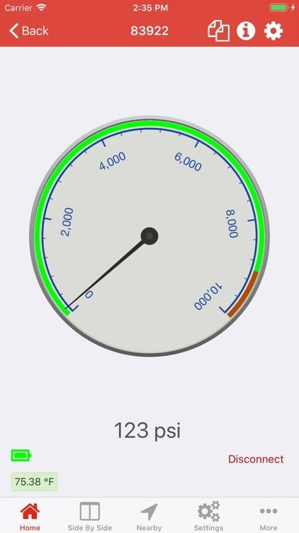 Manitowoc Pressure Transducers