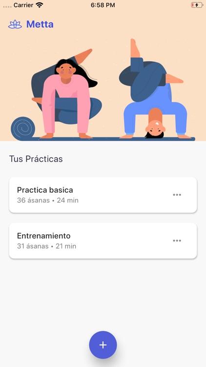 Metta | Asanas de Yoga screenshot-6