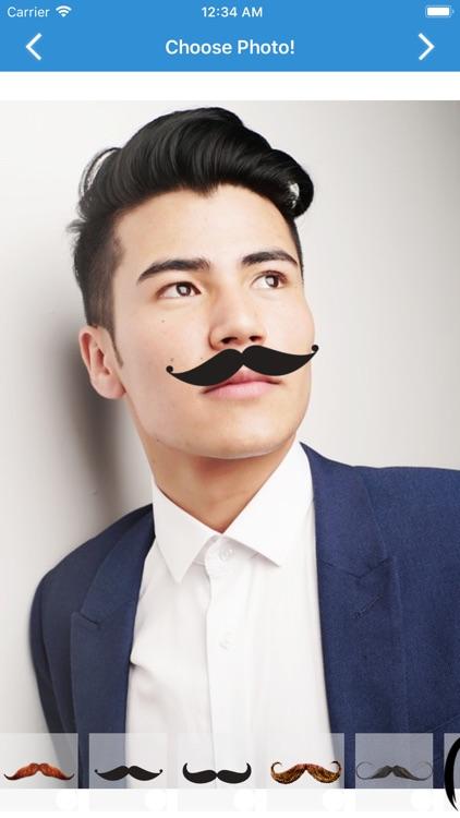 Mustache Photo PRO
