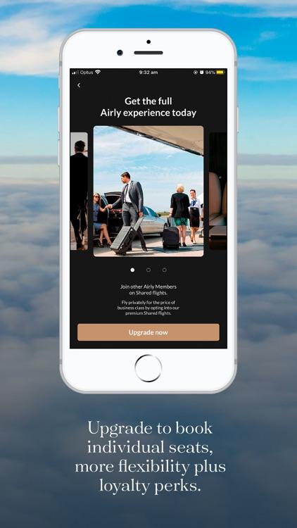 Airly: Private Jet Hire screenshot-4