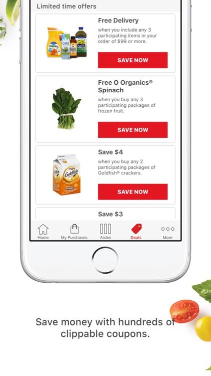 Jewel-Osco Online Shopping screenshot-3