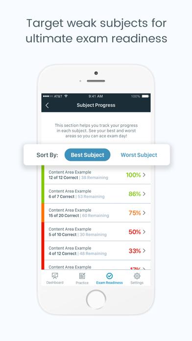 NCLEX-RN Pocket PrepScreenshot of 5