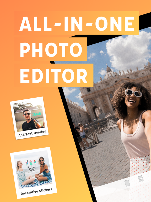 PicLab - Photo Editor, Collage Maker & Creative Design App screenshot