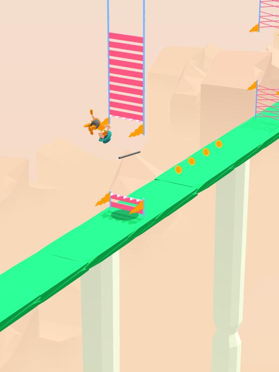 Pole Runner! screenshot 8