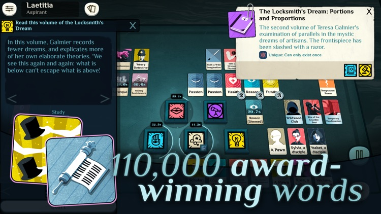 Cultist Simulator screenshot-0