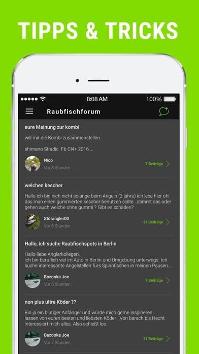 Screenshot for ALLE ANGELN - App für Angler in Germany App Store