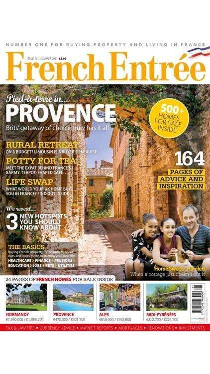 FrenchEntrée Magazine screenshot-8