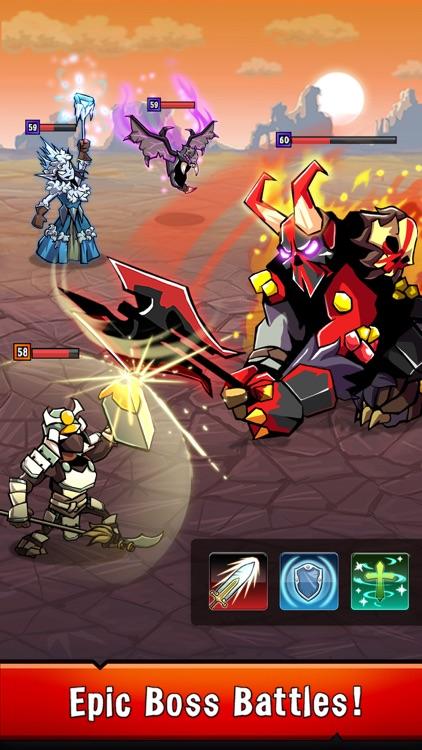 Honor-Bound TCG CCG Card Quest screenshot-6
