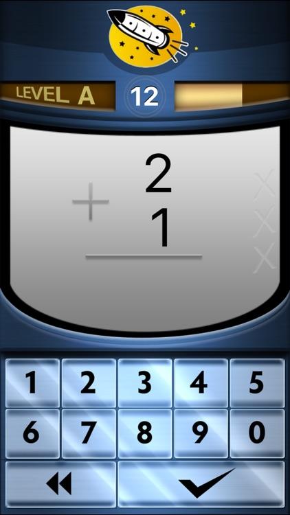 Rocket Math Add & Subtract screenshot-3
