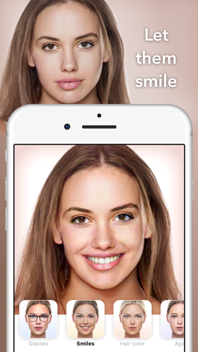 FaceApp - AI Face Editor pour Android