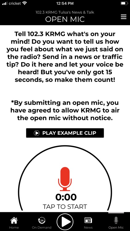KRMG Radio screenshot-4