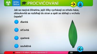 Listy stromů screenshot #7