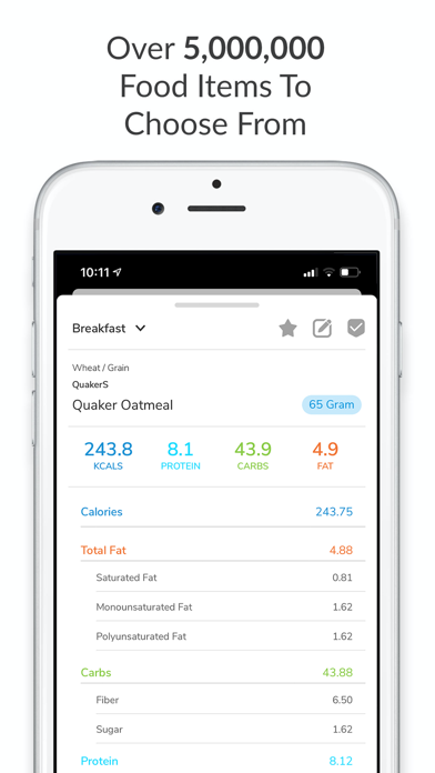 Screenshot for My Macros+ | Diet & Calories in Mexico App Store