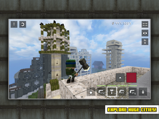 Block Fortress Screenshots