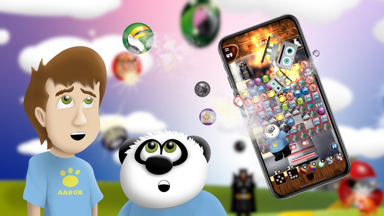 Pandamonium: New Match 3 Game screenshot-8