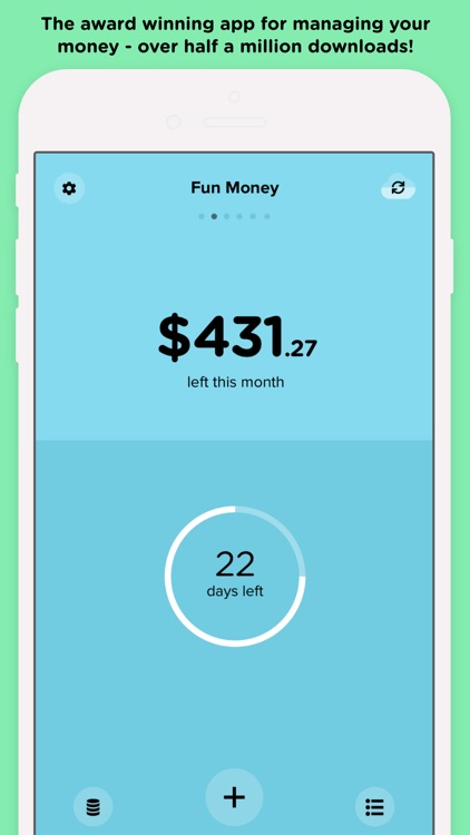 Pennies – Budget and Expenses screenshot-0
