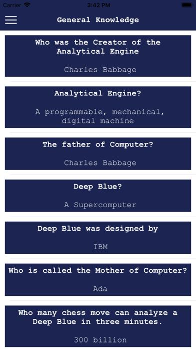 Computer Perception 1.0 IOS