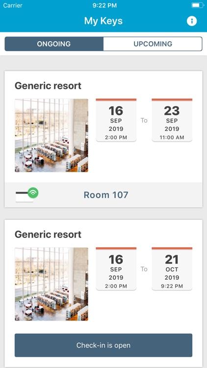 Hospitality Mobile Access screenshot-3