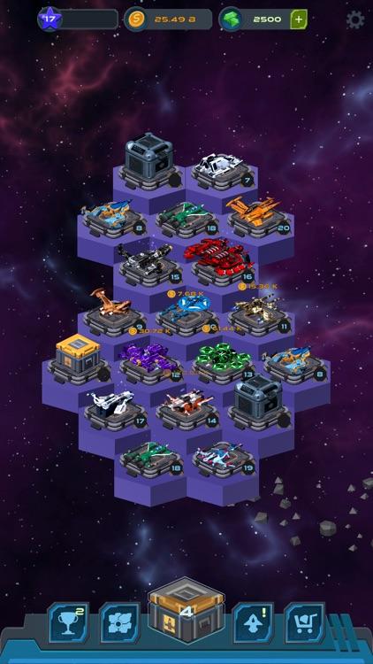 Space Merge Idle 3D screenshot-5