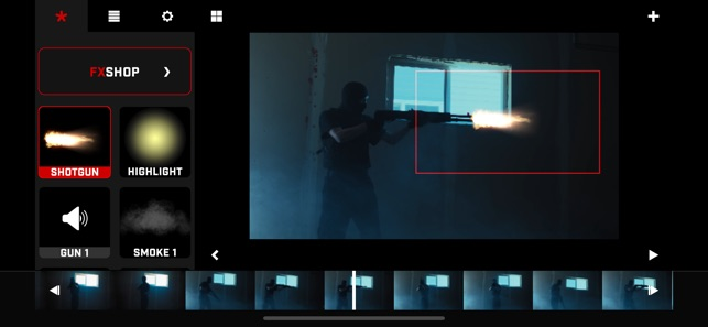 ‎Gun Movie FX
